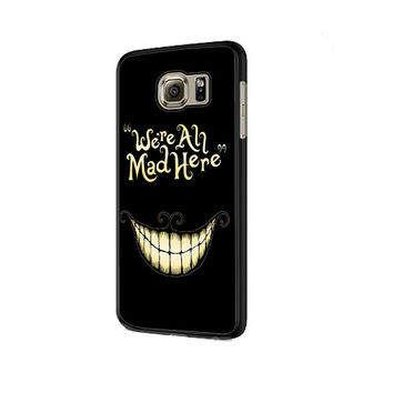 Alice In Wonderland We're All Mad Here IPhone 5| 5S Cases