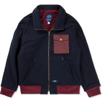 Marine Double Polaire Jacket