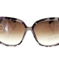 FIERCE KITTY CAT OVERSIZED SUNGLASSES
