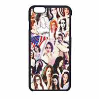 Lana Del Rey Photo Collage Cover iPhone 6 Case