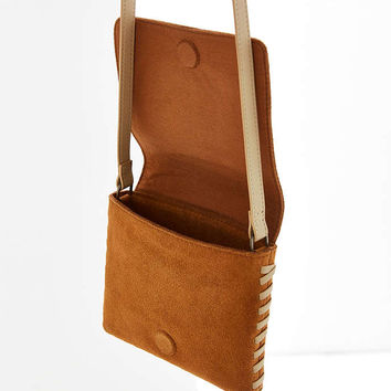 Whipstitch Crossbody Bag - Urban Outfitters