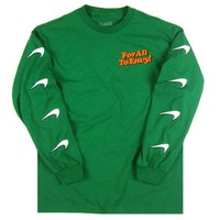 """For All To Envy """"Menthol"""" Long Sleeve T-Shirt"""