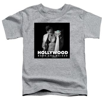 After Dark Model Elisabeth Hollywood Born - Toddler T-Shirt