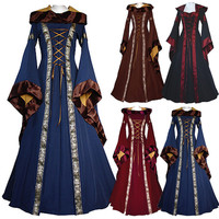 Harry Potter Cosplay Dress Renaissance Medieval Co