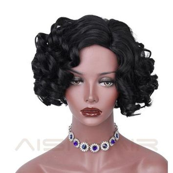 ONETOW Wig Synthetic Short Wigs