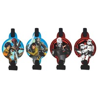 Star Wars Rebels Party Blowouts [8 per Pack]