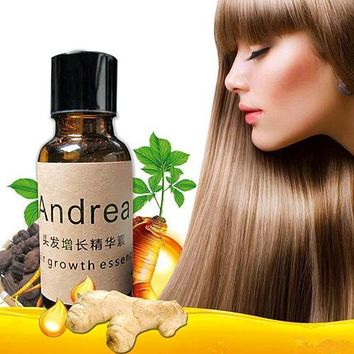 2018 New Hair Growth Pilatory Essence Ginger Oil Hair Loss Treatment Ship from the USA