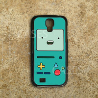 Galaxy S4 Cases - Custom Samsung Galaxy S4 Covers - Fun Adventure Time Beemo - Top Accessories for Samsung S4 - Hard Protective Case