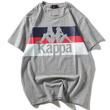 Boys & Men Kappa Fashion Casual Shirt Top Tee