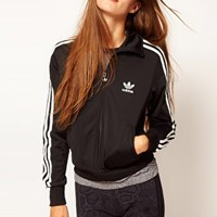 Adidas Retro Track Top at asos.com