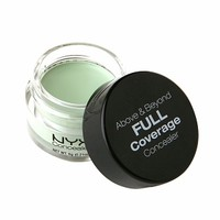 NYX Above & Beyond Full Coverage Concealer, Green
