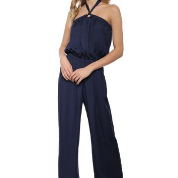 Robertson & Rodeo Julianna Halter Jumpsuit