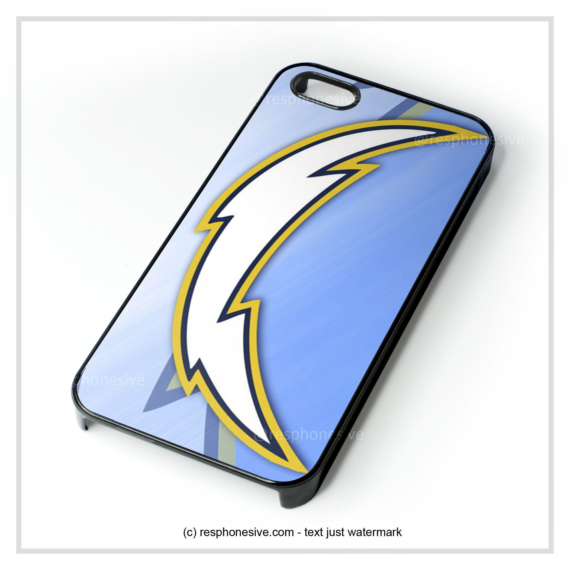 Nfl San Diego Chargers Logo Iphone 4 4s 5 From Resphonsive Com