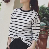 Womens Casual Show Thin T-Shirt Summer Gift 56