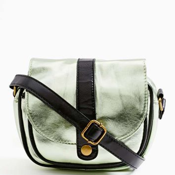 Cool Metal Crossbody