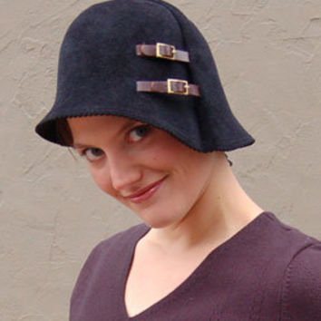 Dottie Cloche Hat - Queen of Hats -