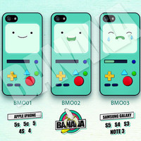 Adventure Time, Beemo, Game Boy, iPhone 5 case, iPhone 5S case, iPhone 5c case, Phone case, iPhone 4 Case, iPhone 4S Case, Phone Skin, BMO01
