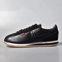 Mister Cartoon x Nike Cortez Basic QS Fashion Sneakers Sport Shoes