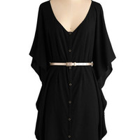 Jack by BB Dakota You and Me Forever Dress in Black | Mod Retro Vintage Dresses | ModCloth.com
