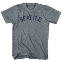 Seattle City Vintage T-shirt