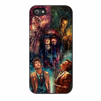 Tardis Doctor Who Dr Smith iPhone 5s Case