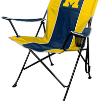 Michigan Wolverines Tailgate Chair