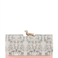 Safari printed matinee purse - TASOULA by Ted Baker