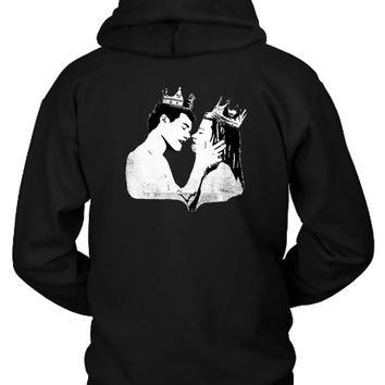 5Sos Vapor Hoodie Two Sided