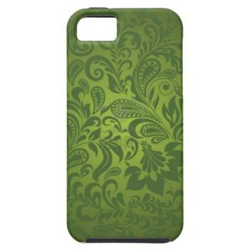 iPhone 5 case - Paisley seamless background from Zazzle.com