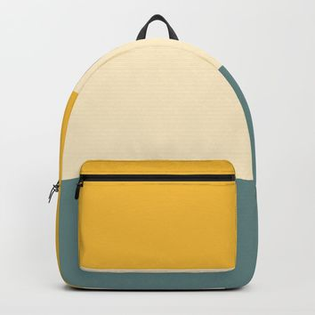 Sunshower Backpack by spaceandlines