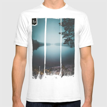 Lake insomnia T-shirt by HappyMelvin