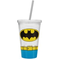 Batman - Straw Tumbler