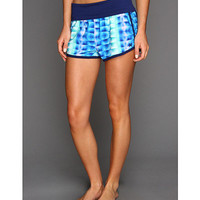 Hurley Looking Glass Cover-Up Short
