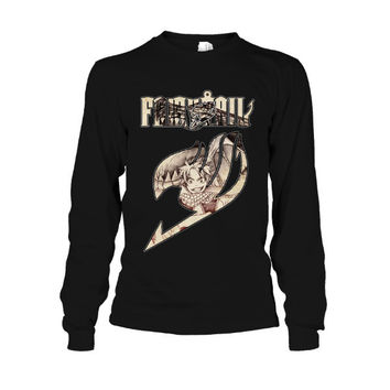 Fairy Tail - The Symbol 3 -Unisex Long Sleeve - SSID2016