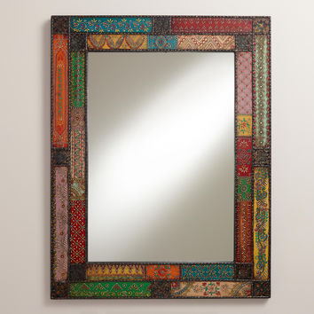Patchwork Kavana Mirror - World Market