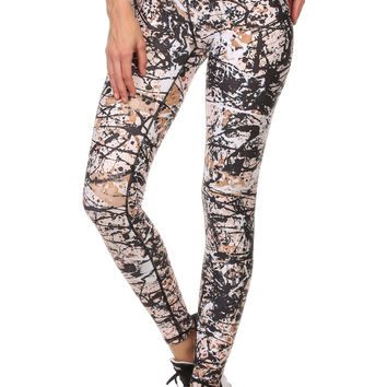 Cool Canvas Dream Leggings