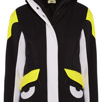 Fendi - Hooded stretch-shell ski jacket