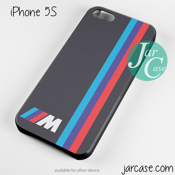 BMW M Sport Phone case for iPhone 4/4s/5/5c/5s/6/6 plus