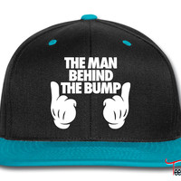 The Man Behind The Bump Snapback