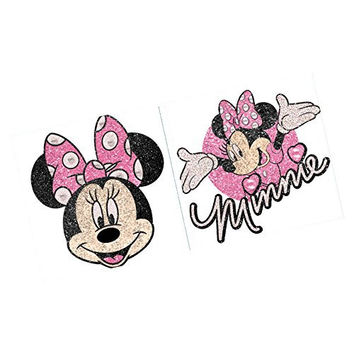 2-Piece Minnie Mouse Body Jewelry