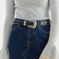 Studded Western Belt | Urban Outfitters