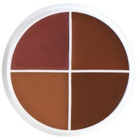 Ben Nye SK-3 Cream Shadow Wheel - Contour - Face - Makeup