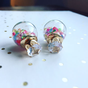 Party Ball Earrings