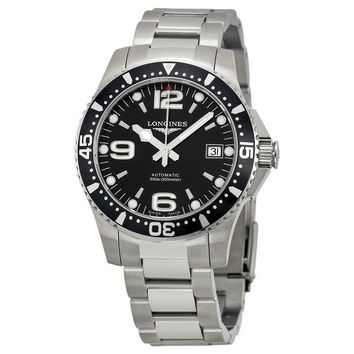 Longines HydroConquest Stainless Steel Mens Watch L3.641.4.56.6