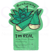TonyMoly I'm Real Face Mask Sheet - Aloe