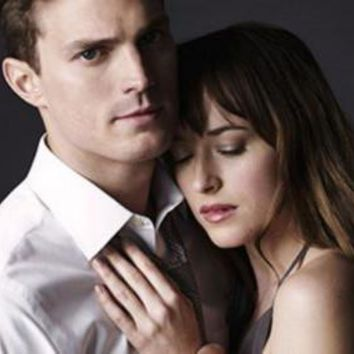 Fifty Shades Of Grey Movie Poster Standup 4inx6in