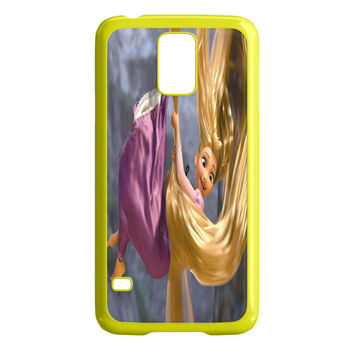 Tangled Flynn, Rapunzel and Pascal Samsung Galaxy S5 Case