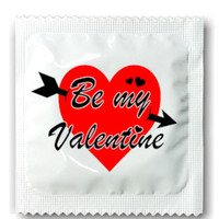 Valentines Day Condoms - Be My Valentine