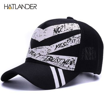 Trendy Winter Jacket [HATLANDER]Fashion 5panel graffiti baseball caps women outdoor sports hats men polo cap gorras summer casual running hat AT_92_12