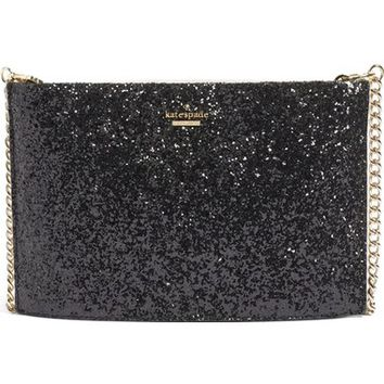 kate spade new york cameron street - glitter sima clutch | Nordstrom